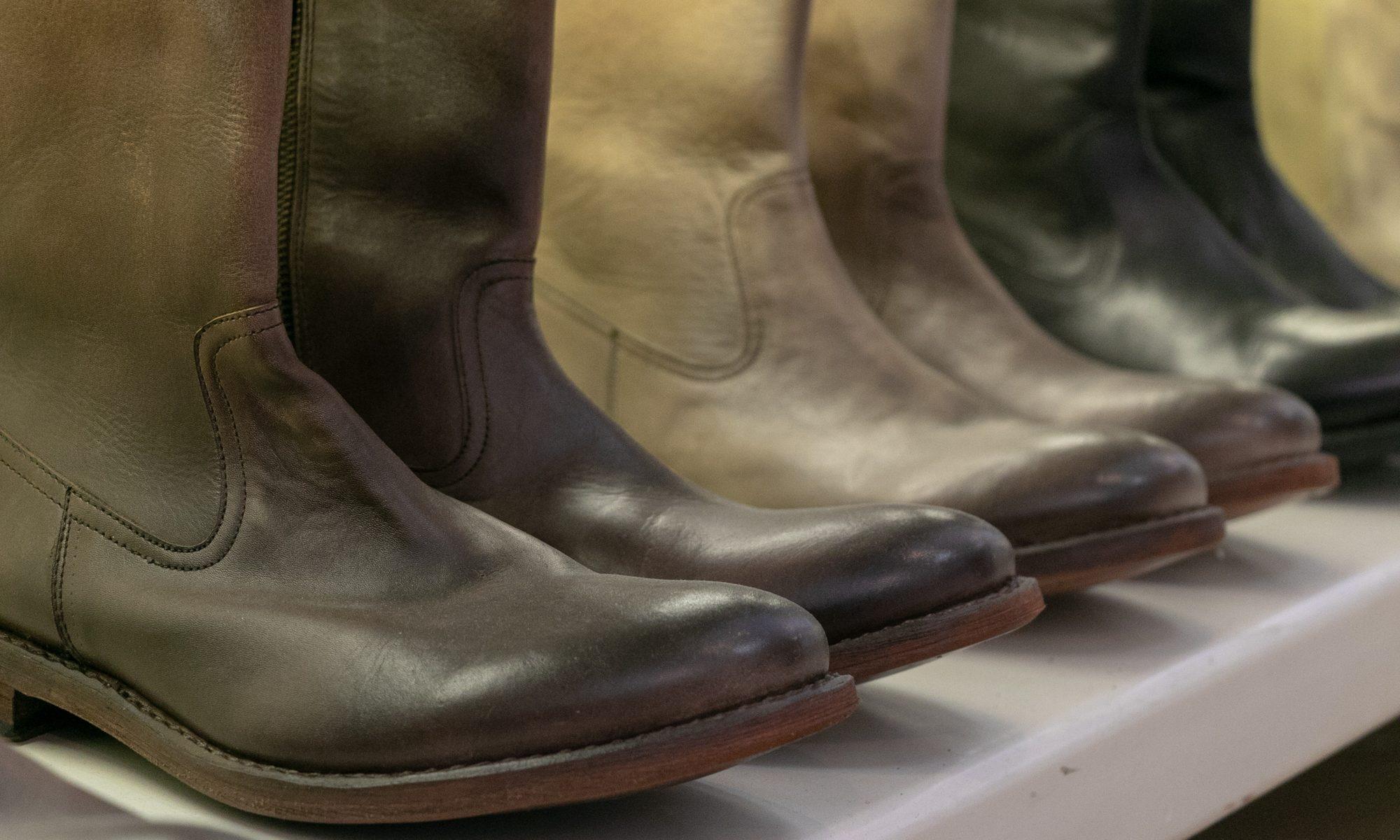 ロンドン製靴